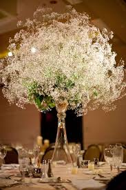baby s breath centerpiece baby s breath centerpiece weddingday magazine