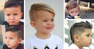 15 super trendy baby boy haircuts for 2017