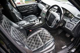 customized range rover interior you can buy david beckham u0027s range rover sport