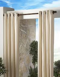 indoor outdoor decorative curtain rod 1