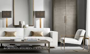 Shagreen Console Table by Graydon Shagreen Collection Rh