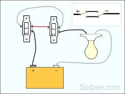 simple home electrical wiring diagrams sodzee com unusual switch