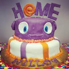 Jim Parsons Home by Home Cake Boov Cake Oh Dreamworks Home Jim Parsons Cake