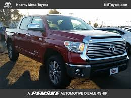 2017 new toyota tundra 2wd limited crewmax 5 5 u0027 bed 5 7l at kearny