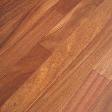 Cheap Solid Wood Flooring Cumaru Light Teak Hardwood Flooring Prefinished Solid