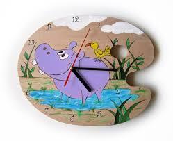 8 best kids wall clocks images on pinterest baby nursery decor