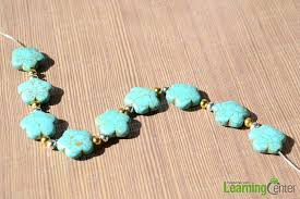 Jewelry Making Design Ideas Jewelry Design Ideas How To Make A Handmade Flowery Turquoise