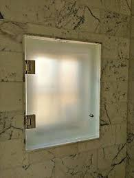 Acid Etch Glass To Cover Window In A Shower Windows And Doors