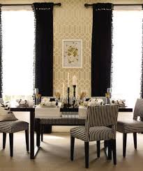 Dining Room Curtains 32 Elegant Ideas For Dining Rooms Real Simple