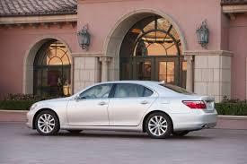 lexus sedan models 2010 us spec 2010 lexus ls460 facelift with new sport package full