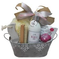 spa gift basket ideas mind and relax spa gift basket my baskets toronto