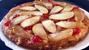 homemade apple pineapple upside down cake wisconsin homemaker