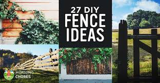 27 cheap diy fence ideas for your garden privacy or perimeter