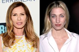carolyn bessette carole radziwill reconnects with carolyn bessette kennedy on