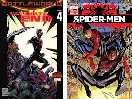 ultimate spin u2013 the spider man fan podcast for miles morales