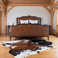 Cheap Animal Skin Rugs Flooring Natural Cowhide Rug With Awesome Captivating Coloring