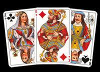 european standard cards