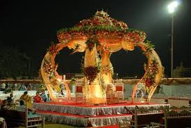 Hindu Wedding Mandap Decorations Hindu Wedding Mandaps U2013 Super Gorgeous Indian Wedding