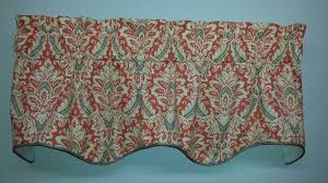 Coral Valance Curtains Window Treatments U2014 Curtains N Things