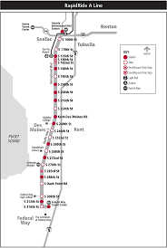 Federal Way Seattle Map by 62 Best Transit Maps Images On Pinterest Rapid Transit Travel
