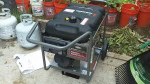 new generator bought u2013 briggs u0026 stratton 5500 watt