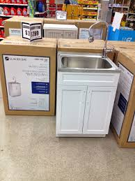 Glacier Bay Vanity Top Home Depot Laundry Sink Cabinet Combo Sinks And Faucets Decoration