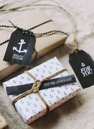 anchor wrapping paper free printable anchor wrapping paper gift tags by hey look