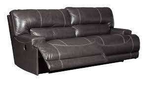 best leather reclining sofa best leather recliner sofa with additional ashley furniture