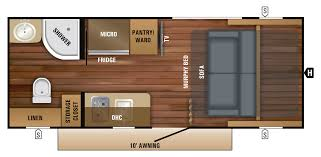 2018 hummingbird travel trailer floorplans u0026 prices jayco inc