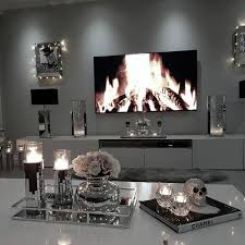 Silver Room Decor ιg Aмoυr Pιιnĸ Home Pinterest Living Rooms Room And