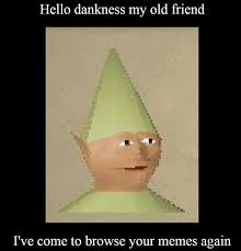 Know Your Meme - hello darkness my old friend know your meme