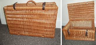 bathroom interesting wicker laundry hamper for clothes storage design