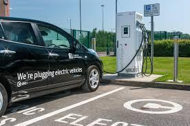 nissan leaf charging points siemens uk siemens delivers charging solutions for uk ev