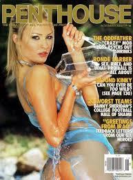 penthouse magazine november 2003 cover photo united states