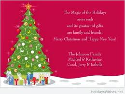 card sayings for happy holidays