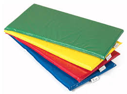 tappeti in gomma per bambini tappeti arcobaleno set 4 pz giodisoft w328