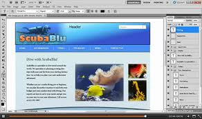 cs6 design from web design to website 5 free photoshopsupport