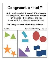 Similar And Congruent Figures Worksheet 30 Best 1st Grade Congruent Shapes Images On Teaching