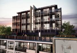 Artworks To Adorn Apartment Facade Architecture And Design - Apartment facade design