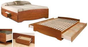 queen platform storage bed vnproweb decoration