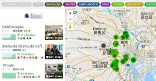 Mexico Airports Map by Find Cafes With Wifi Hotspots At Your Location With Cafewifi