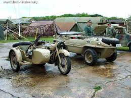 amphibious vehicle ww2 clash of steel image gallery german ww2 vehicles motorcycle