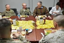 thanksgiving november 2014 file u s deputy defense secretary bob work and his wife