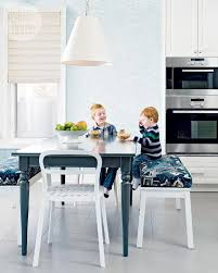 Kid Friendly Dining Chairs by 20 Fun And Stylish Kid Friendly Homes Style At Home