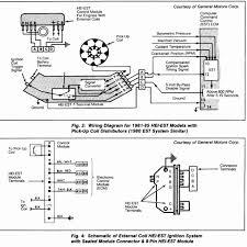 hei distributor plug wiring diagram pertaining to chevy 350 wiring