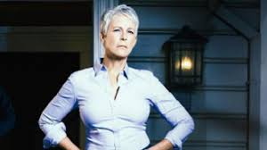 halloween u0027 is back and michael myers is after jamie lee curtis