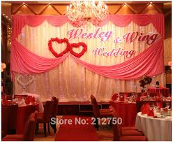 wedding backdrop letters 2014 new wedding props wholesale wedding backdrop curtains with