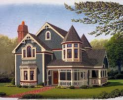 queen anne style home queen anne style 19218gt architectural designs house plans