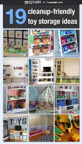 Toy Organization Toy Storage And Organization 19 Clean Up Friendly Ideas