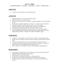 Resume Samples Attorney by Sidemcicek Com Just Another Professional Resumes